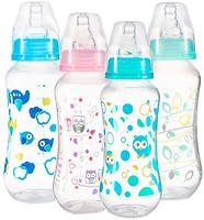 Baby Ono Бутылочка антиколиковая стандартная 240 мл (401)