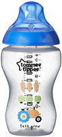 Tommee Tippee Бутылочка для кормления декорированная 340 мл