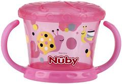 Nuby Тарелочка для сухих завтраков (5564)