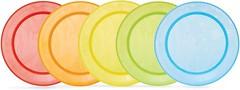 Фото Munchkin Набор тарелок Multi Plates 5 шт. (01139001)