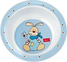 Sigikid Меламиновая тарелка глубокая Semmel Bunny (24427)
