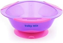 Baby Mix Тарелка на присоске (RA-D2-1100)
