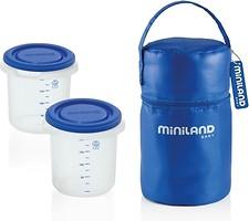 Miniland Термосумка с контейнерами Pack-2-Go (89071)