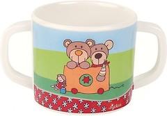 Sigikid Меламиновая чашка Wild & Berry Bears 200 мл (24520)