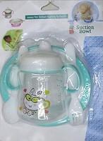 Stenson Набор детской посуды 4 предмета (R84149)