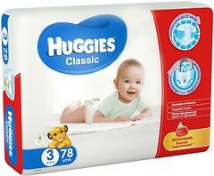Фото Huggies Classic 3 (78 шт)