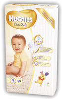Huggies Elite Soft 4 (66 шт)
