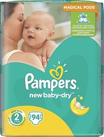 Фото Pampers New Baby-Dry Mini 2 (94 шт)