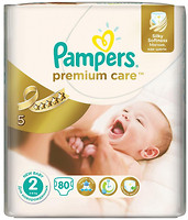 Фото Pampers Premium Care Mini 2 (80 шт)