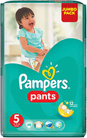 Фото Pampers Pants Junior 5 (48 шт)