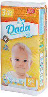 Dada Extra Soft Midi 3 (4-9 кг) 64 шт