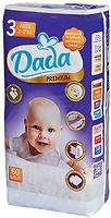 Dada Premium 3 (4-9 кг) 60 шт