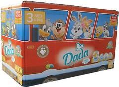 Dada Extra Soft Midi 3 (4-9 кг) 128 шт