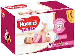 Фото Huggies Pants 3 для девочек (88 шт)