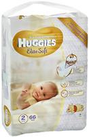 Huggies Elite Soft 2 (66 шт)