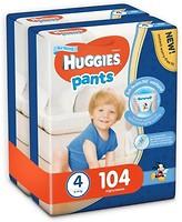 Фото Huggies Pants 4 для мальчиков (104 шт)