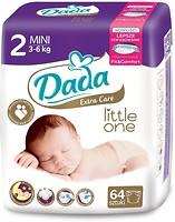 Dada Little One Mini 2 (3-6 кг) 64 шт