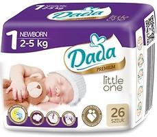 Dada Little One Newborn 1 (2-5 кг) 26 шт