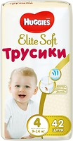 Huggies Elite Soft Pants 4 (42 шт)