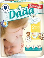 Dada Extra Soft Mini 2 (3-6 кг) 78 шт