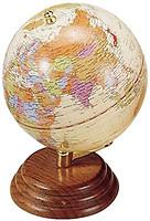 Фото Bestar Глобус на деревянной подставке Орех (0909WPN)