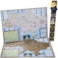 Фото My Map Скретч-карта Украины Native edition Ukraine в тубусе