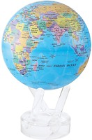 Фото Mova Globe Глобус самовращающийся Политическая карта (MG-45-BOE)
