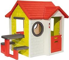 Фото Smoby Игровой домик со столом для пикника (810401)