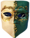 Фото Arjuna Маска карнавальная Венецианская 16.5 см (29036)