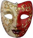 Фото Arjuna Маска карнавальная Венецианская 23 см (29033)