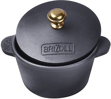 Brizoll Кастрюля чугунная (Н03)