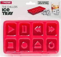 Фото Rocketdesign The Chillers Ice Tray (CHILL-PRO-01-RED)