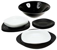 Luminarc Carine Black&White (D2381, N1491)