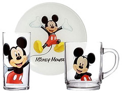 Фото Luminarc Disney Mickey Colors (L2124)