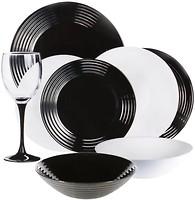 Luminarc Harena Black & White (N2243)