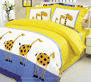 Фото ТЕП 604 Жирафы полуторный