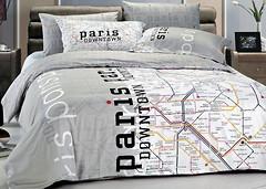 Фото Le Vele Paris map полуторный