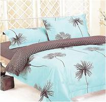 Вилюта 9987 голубой двуспальный