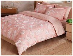 TAC Shadow двуспальный Евро розовый