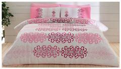 Фото TAC Despina двуспальный Евро розовый