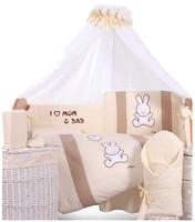 Tuttolina Rabbit детский 7эл бежевый