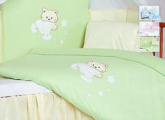 Tuttolina Sweet Kitty детский 7эл зеленый