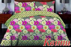 Фото Home Line Цветы двуспальный (122837)