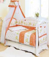 Фото Twins Comfort Переменная постель С-018 Мишки со звездой теракот