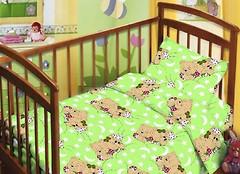TAG Мишки зеленый детский