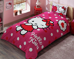 TAC Disney Hello Kitty pink детский