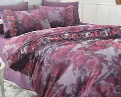 Gelin Home Ebru двуспальный Евро  murdum с покрывалом 260x270