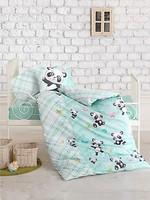 Фото Cotton Box Panda Mint детский