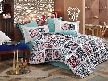 Hobby Poplin Mozaique голубой полуторный (20556 1.5)  ціни у м ... 664965573182a