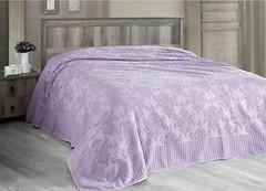 Arya Простынь махровая Sitare 200x220 Lilac